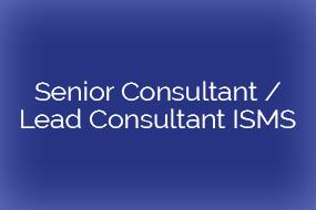 Senior Consultant / Lead Consultant ISMS (m/w) – München, Berlin, Frankfurt/M., Köln, Nürnberg, Stuttgart